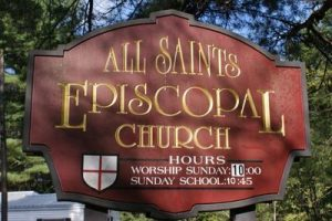 Sunday Service @ All Saints Episcopal Church | Skowhegan | Maine | United States